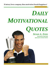 Daily Motivational Quotes eBook Cover