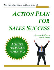 Action Plan For Sales Success eBook Cover